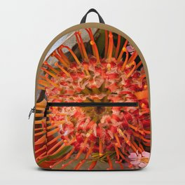 Pincushion Protea Backpack