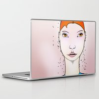 swim Laptop & iPad Skins featuring Swim by IOSQ
