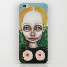 Garden Eden iPhone Skin