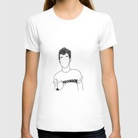 louis tomlinson T-shirts featuring Louis Tomlinson by the peach hideout