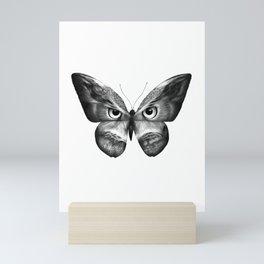 Owlifly Mini Art Print