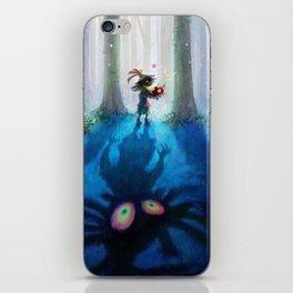 Forest Majora iPhone Skin