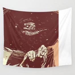 joker grin Wall Tapestry