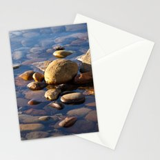 Pebble Stones by the Sea 7738 Stationery Cards