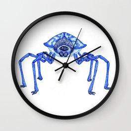 Beetle Long Legs Wall Clock