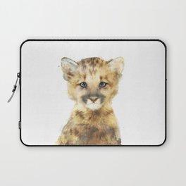 Little Mountain Lion Laptop Sleeve