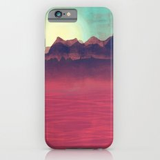 Distant Mountains iPhone 6s Slim Case