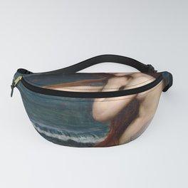 John William Waterhouse - A Mermaid Fanny Pack