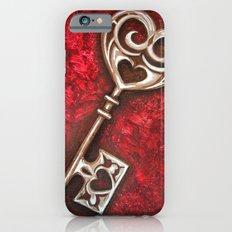 Key to Wonderland Slim Case iPhone 6s