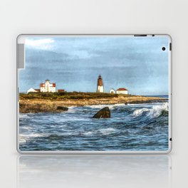 Soothing Ocean Sounds and Sights Laptop & iPad Skin