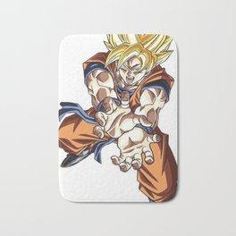 Goku Bath Mat