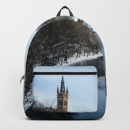 Frozen. Backpack