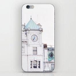 London Green  iPhone Skin