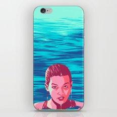 Flaqueza iPhone & iPod Skin