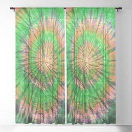 Tie Dye 20 Sheer Curtain