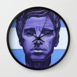God Like Genius Wall Clock