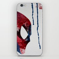 photographer iPhone & iPod Skins featuring Photographer by Arian Noveir