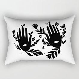 Yugen Rectangular Pillow