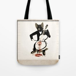 Nightmare of a Lovesick Vampire Tote Bag