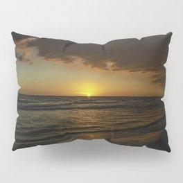 Deep Sunset Pillow Sham