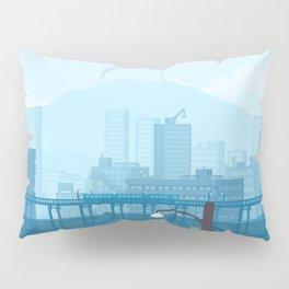 Seattle Morning Pillow Sham
