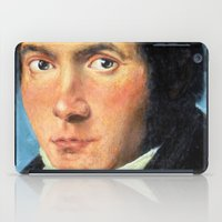 beethoven iPad Cases featuring Beethoven by SuchDesign