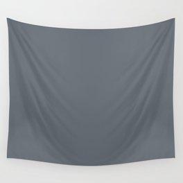 Pebble Gray Wall Tapestry