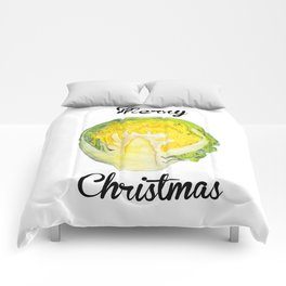Brussel Sprout Comforters