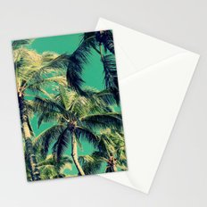 Paradise Palm Trees  Stationery Cards