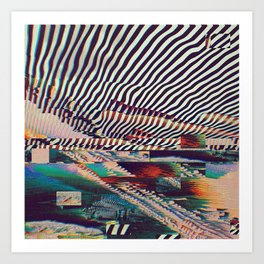 AUGMR Art Print