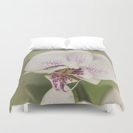 Orchid Love Duvet Cover