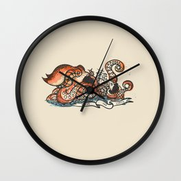 BREAK THE LIMITS Wall Clock