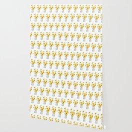 Yellow Cosmos, Still Life Wallpaper