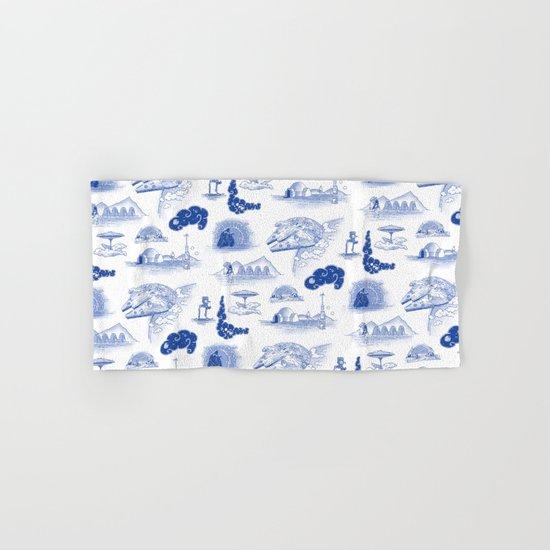Pop Porcelain: Far Far Away Hand & Bath Towel