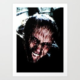 Darkside Wanderlust Art Print