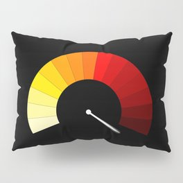 Blank In The Red Pillow Sham