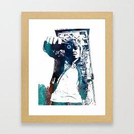 Seraphin+ Framed Art Print