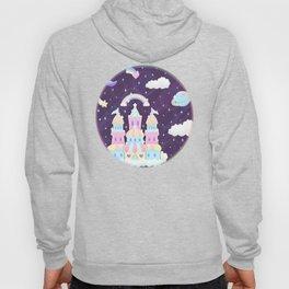 Dreamy Cute Space Castle Hoody