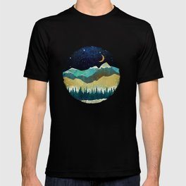 Snowy Night T-shirt