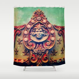Step Right Up Shower Curtain