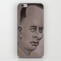 forrest iPhone & iPod Skins featuring Forrest by chadizms