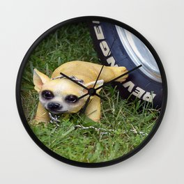 Whiz Kid Wall Clock