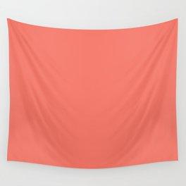 Peach echo Wall Tapestry