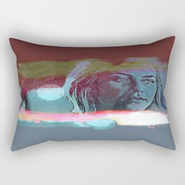 Storm Driving Rectangular Pillow