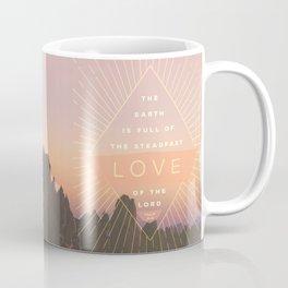 Psalm 33:5 Coffee Mug