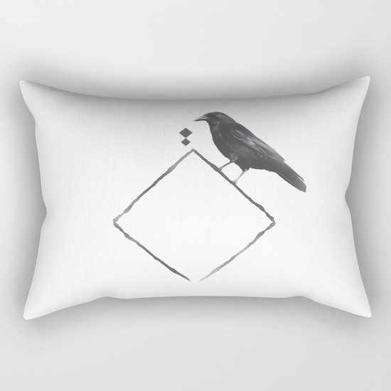 CROOK Rectangular Pillow