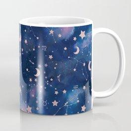 Zodiac - Watercolor Coffee Mug