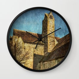 Abingdon Abbey Wall Clock