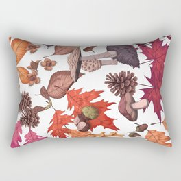Fall Foliage II Rectangular Pillow
