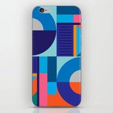 Geometric Colorfull Pattern II iPhone Skin